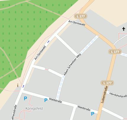 Cafe  Ev Danziger Strasse
