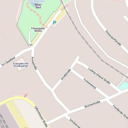 Arndtstr. 36179 Bebra Bebra