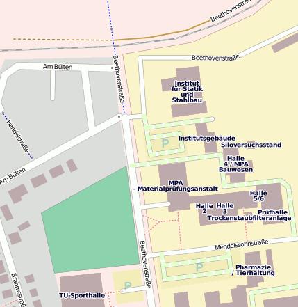 Beethovenstraße Braunschweig