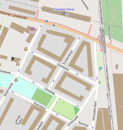 Bundsensweg 20537 Hamburg Hamm Mitte