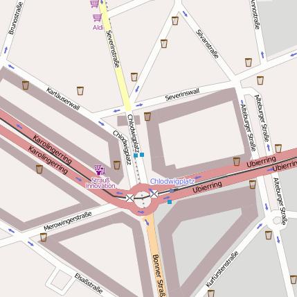 Commerzbank Chlodwigplatz