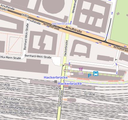 Hackerbr 252 Cke 80335 M 252 Nchen Ludwigsvorstadt Isarvorstadt