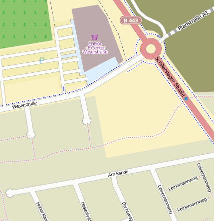 Edeka Sprengelstraße