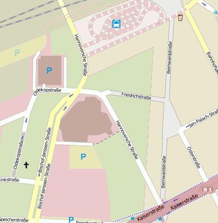 Hannoversche Str. 31134 Hildesheim Mitte