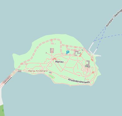 Insel Mainau Karte.Insel Mainau