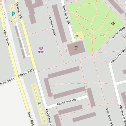 Karlsruher Str. 04209 Leipzig Grünau-Mitte