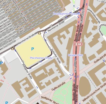 Karlsruher Str. 60329 Frankfurt Gutleutviertel
