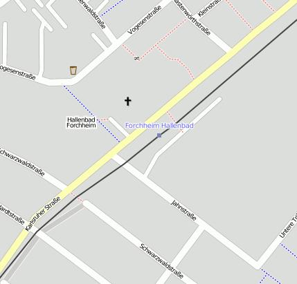 Karlsruher Str. 76287 Rheinstetten Forchheim