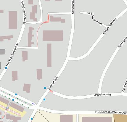 Klenzestraße Regensburg