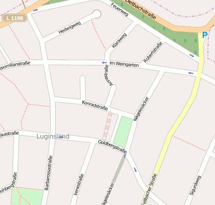 Konradstr. 70327 Stuttgart Luginsland