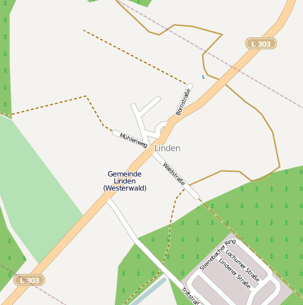 Linden , Pfalz