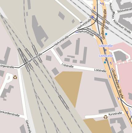 Liststr. 01127 Dresden Pieschen-Nord/Trachenberge