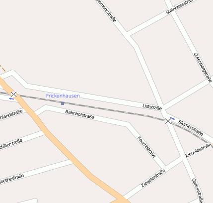 Liststr. 72636 Frickenhausen Frickenhausen