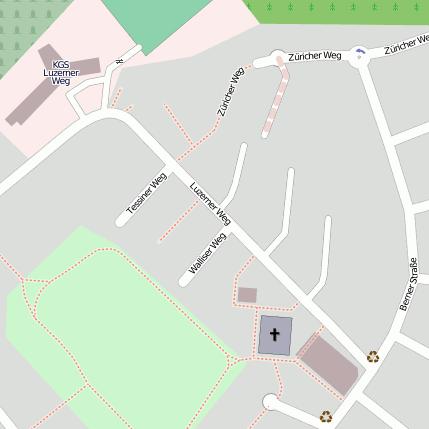 Luzerner Weg Köln