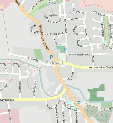 Gadeland