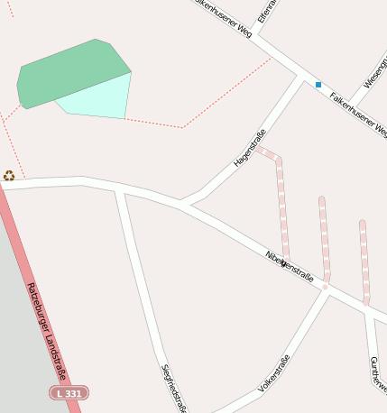 Nibelungenstr. 23562 Lübeck St. Jürgen
