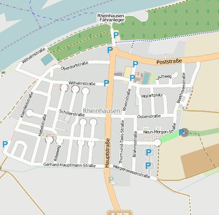 Gemeinde Oberhausen Rheinhausen