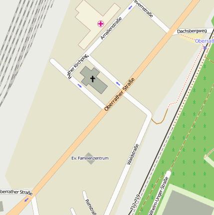 Oberrather Str. 40472 Düsseldorf Rath