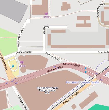 Permoserstr. 04347 Leipzig Schönefeld