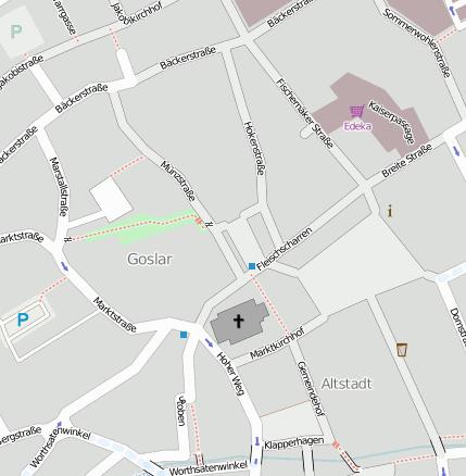 Schuhhof 38640 Goslar Altstadt
