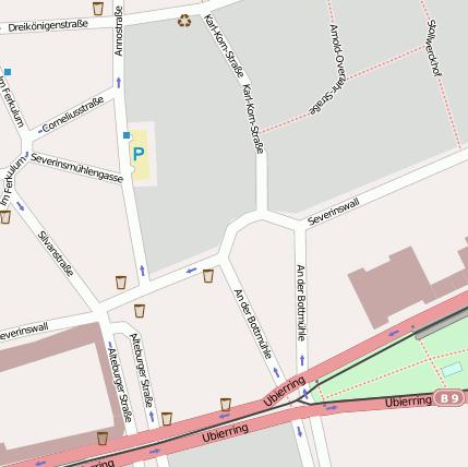 Commerzbank Köln Chlodwigplatz