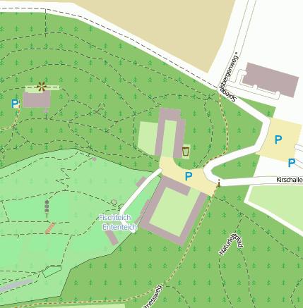 Gästehaus Spiegelsberge