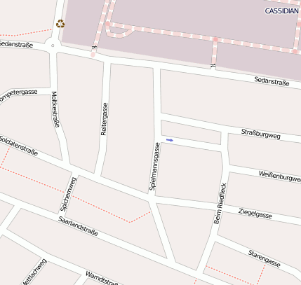 Spielmannsgasse 89077 Ulm Weststadt