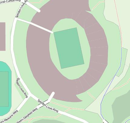 olympiastadion m nchen stadion 80809 m nchen. Black Bedroom Furniture Sets. Home Design Ideas