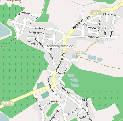 Gemeinde Steinberg Am See