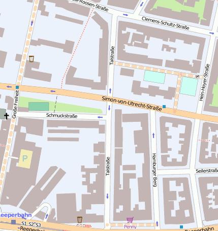Talstr Hamburg