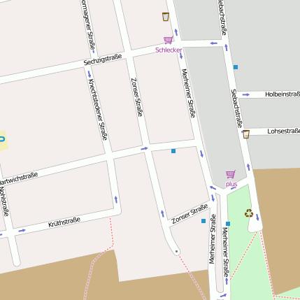 Zonser Straße Köln