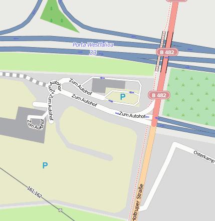 autohof porta westfalica