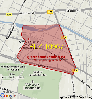 Hermannplatz Postleitzahl