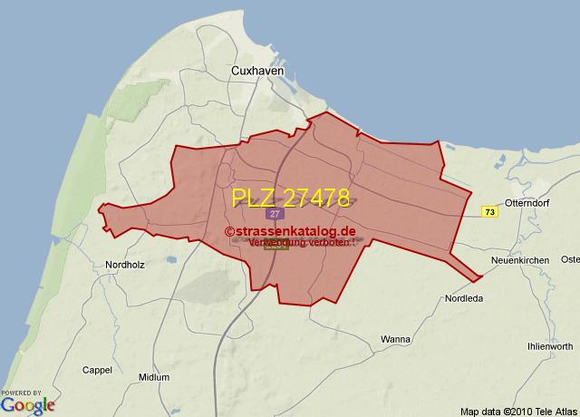 27478 Cuxhaven