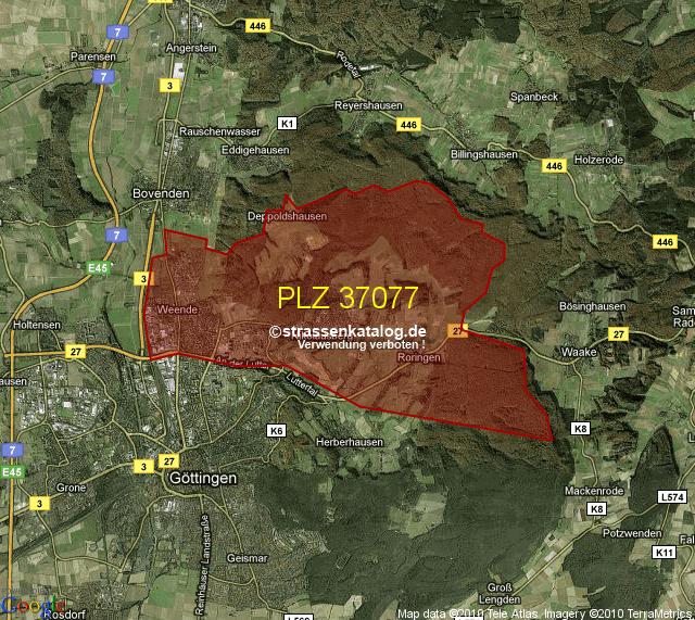 37077 Niedersachsen Göttingen