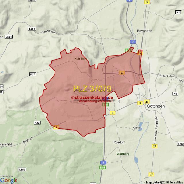 37079 Niedersachsen - Göttingen