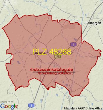 Greven Postleitzahl