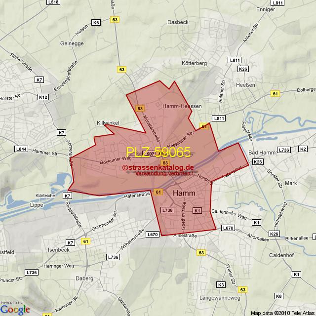 Jürgen-Graef-Allee 4, 59065 Hamm