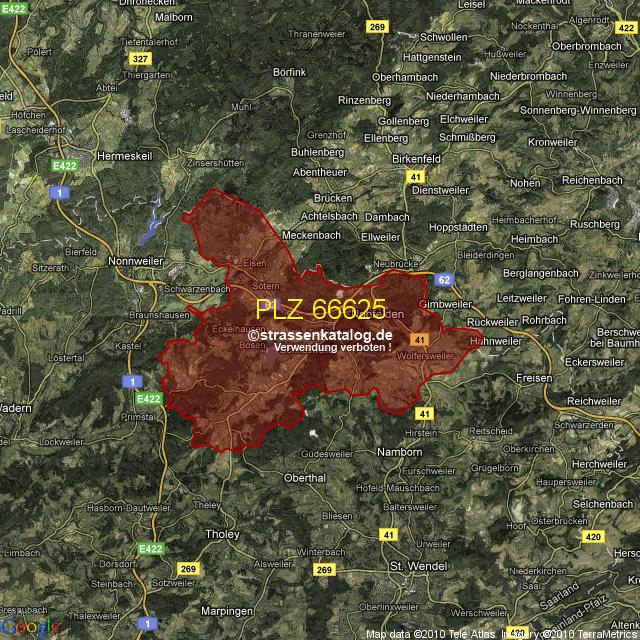 66625 Gonnesweiler